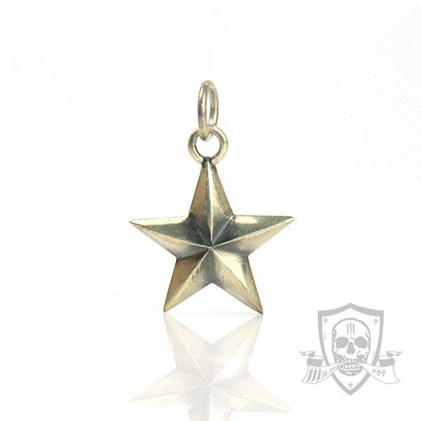 "JJJ LA Anhänger ""SMALL STAR"" 925er Silber"